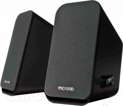 Мультимедиа акустика Microlab B58 (черный) - общий вид