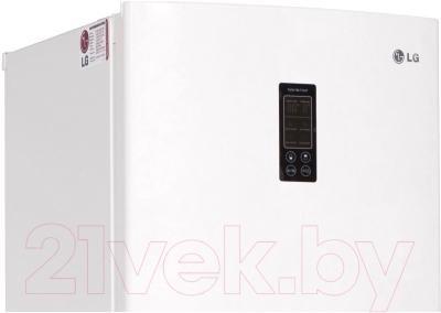 Холодильник с морозильником LG GA-B419SQQL