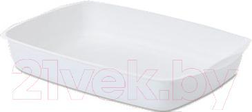 Туалет-лоток Savic 02160000 (белый) - общий вид