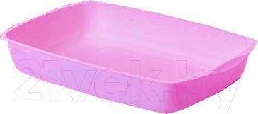 Туалет-лоток Savic 02160000 (розовый) - общий вид