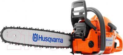 Бензопила цепная Husqvarna 359 (967 04 19-15) - общий вид