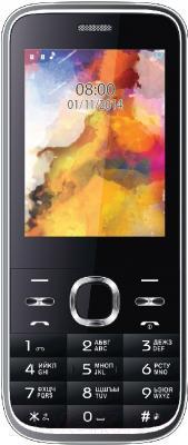 Мобильный телефон Vertex S101 (черный)