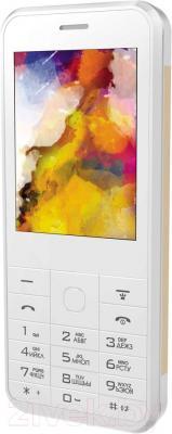 Мобильный телефон Vertex D502 (золотой)