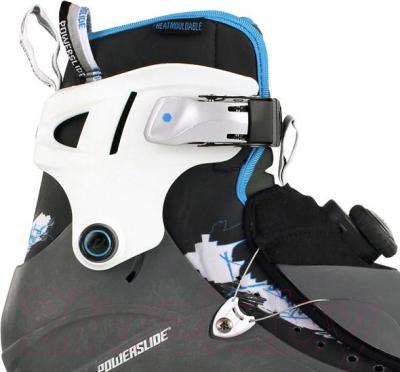 Роликовые коньки Powerslide Vi 90 500001 (размер 45)