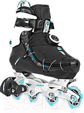 Роликовые коньки Powerslide Vi 80 Pure 500031 (размер 39)
