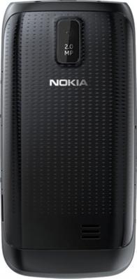 Мобильный телефон Nokia Asha 309 Black - задняя панель