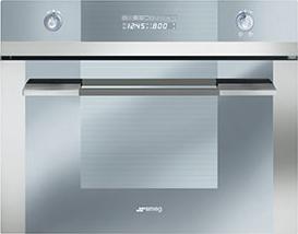 Электрический духовой шкаф Smeg SC45VC2 - общий вид