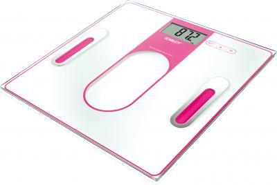 Напольные весы электронные Scarlett SC-212 Pink - общий вид