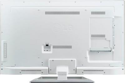 Телевизор LG 42LM669T - вид сзади