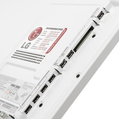 Телевизор LG 47LM669T - входы/выходы