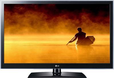 Телевизор LG 42LM340T - вид спереди