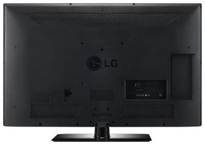 Телевизор LG 42LM340T - вид сзади