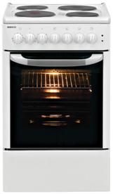 Кухонная плита Beko CSE 56100 GW - общий вид