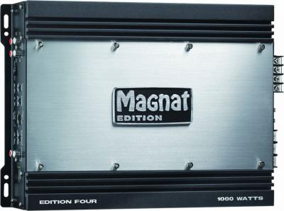 Автомобильный усилитель Magnat Edition Four - общий вид