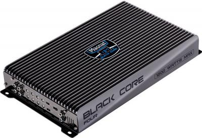 Автомобильный усилитель Magnat Black Core Four - общий вид