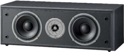 Акустическая система Magnat Monitor Supreme Center 250 (черный) - общий вид
