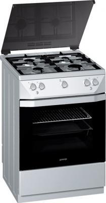 Кухонная плита Gorenje G61103BX - общий вид