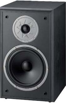 Акустическая система Magnat Monitor Supreme 200 Black - общий вид