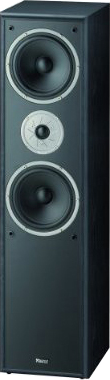 Акустическая система Magnat Monitor Supreme 800 Black - общий вид