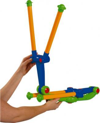 Гимнастический центр Simba Стойка с игрушками (4017284) - складная конструкция