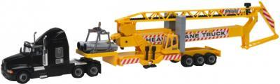 Функциональная игрушка Dickie Кран на тягаче (3414025) - общий вид
