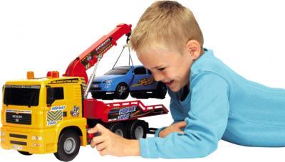 Функциональная игрушка Dickie Эвакуатор с пневмонасосом (3415778) - общий вид