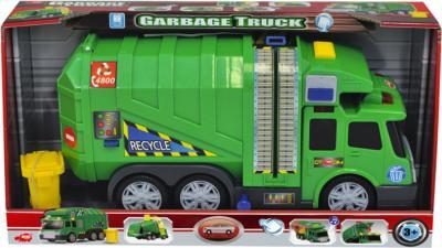 Функциональная игрушка Dickie Мусоровоз (3418335) - в упаковке