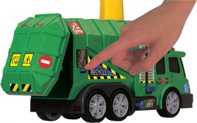 Функциональная игрушка Dickie Мусоровоз (3418335) - общий вид