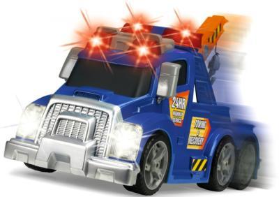 Функциональная игрушка Dickie Эвакуатор (3418339) - в движении