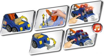 Функциональная игрушка Dickie Эвакуатор (3418339) - функциональность