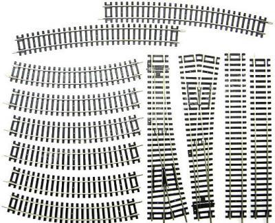 Элемент железной дороги Piko Набор путей: C (55320) - общий вид