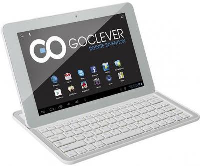 Планшет GoClever TAB R105BK (White) - общий вид