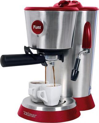 Кофеварка эспрессо Zelmer 13Z014 - общий вид