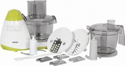 Кухонный комбайн Zelmer Prymus Mix 878 - общий вид