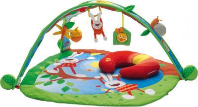 Развивающий коврик Chicco Центр игровой Play pad - общий вид