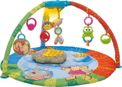 Игровой коврик Chicco Центр игровой Bubble Gym - общий вид