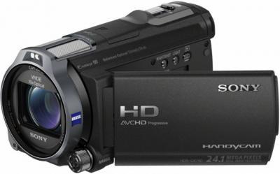 Видеокамера Sony HDR-CX740 - общий вид