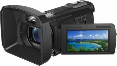 Видеокамера Sony HDR-CX740 - бленда объектива
