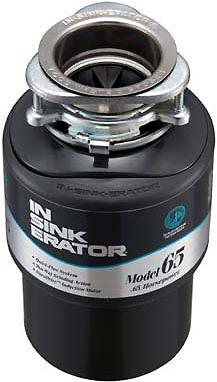 Измельчитель отходов InSinkErator 65-2В - вид сверху