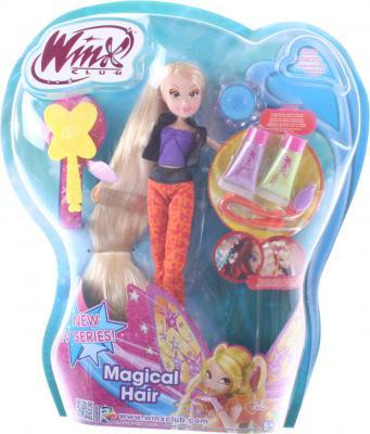 """Кукла Witty Toys Winx Сlub """"Магия красоты"""" Стелла (Stella) - общий вид"""