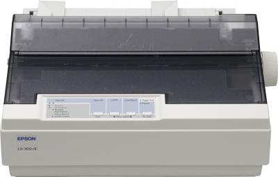 Принтер Epson LX-300+II - фронтальный вид