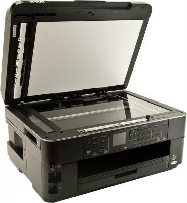 МФУ Epson WorkForce WF-7515 - общий вид (сканер)
