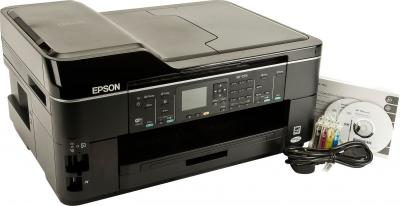 МФУ Epson WorkForce WF-7515 - комплектация