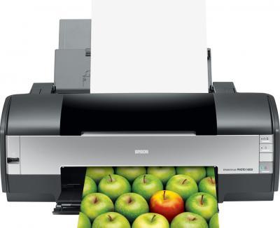 Принтер Epson Stylus Photo 1410 - фронтальный вид