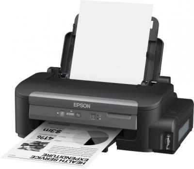 Принтер Epson M100 - общий вид