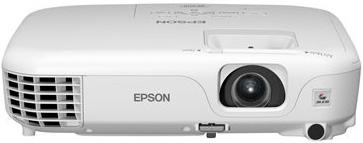 Проектор Epson EB-S02H - фронтальный вид