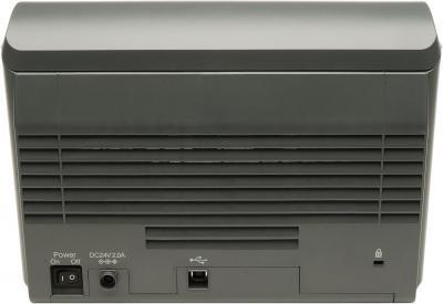 Протяжный сканер Epson GT-S55 - вид сзади