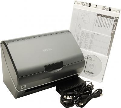 Протяжный сканер Epson GT-S55 - комплектация