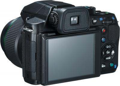 Компактный фотоаппарат Pentax X-5 (Black) - общий вид