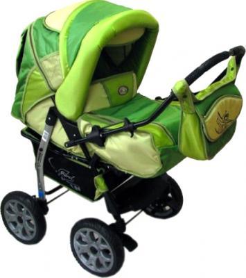 Детская универсальная коляска Riko Tuskan 03 - общий вид